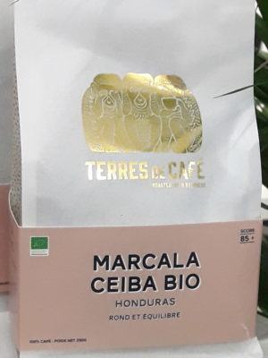 café de tradition Marcala Ceiba Bio