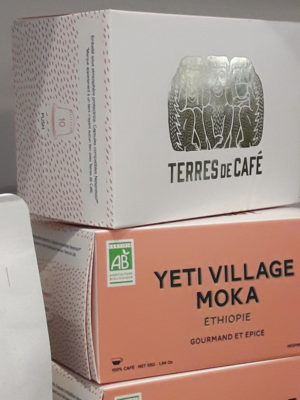 CAFE YETI VILLAGE MOKA