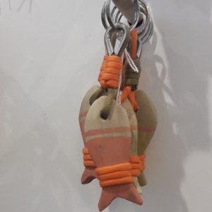 porte-clés orange